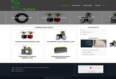 Ctpfiber.com Web Desing
