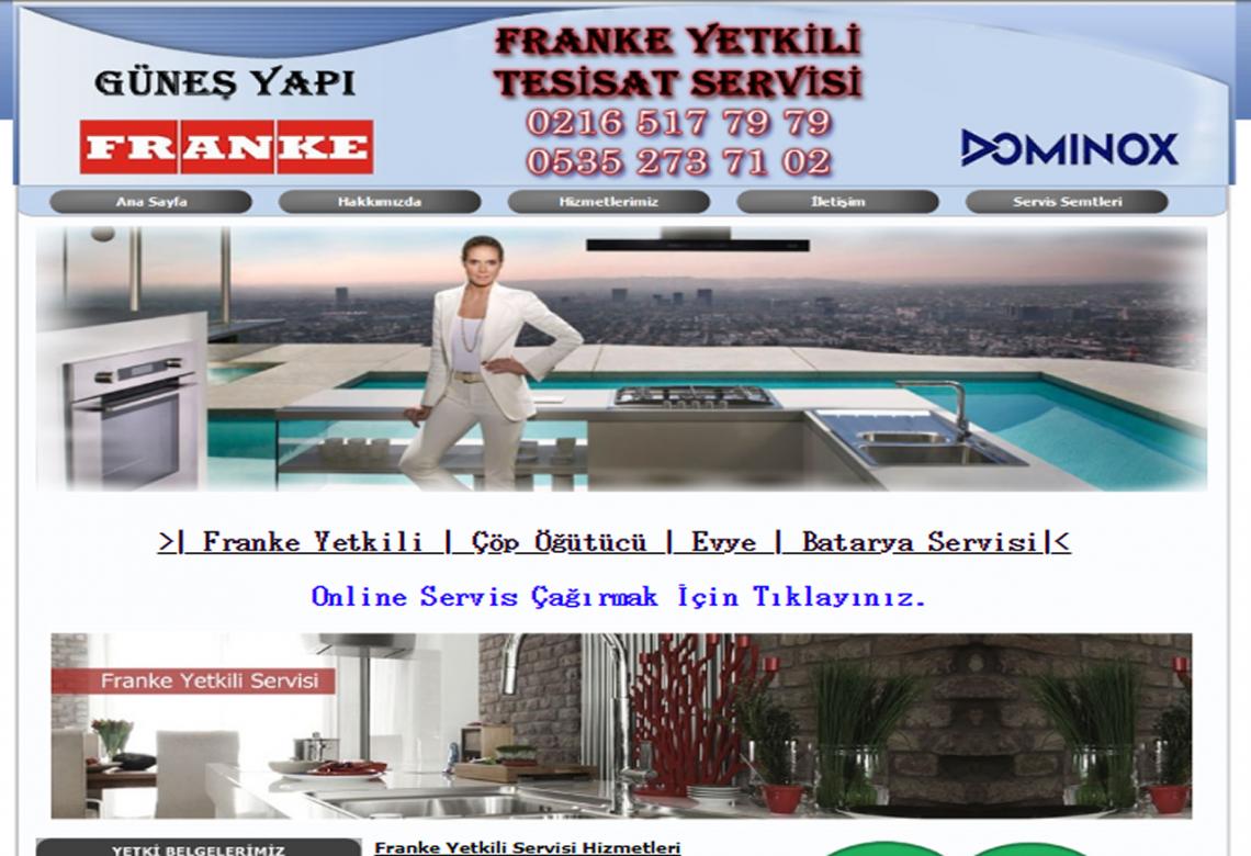 Frankeyetkiliservis.com - Referanslar