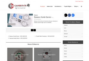 Canservis.com - Referanslarım